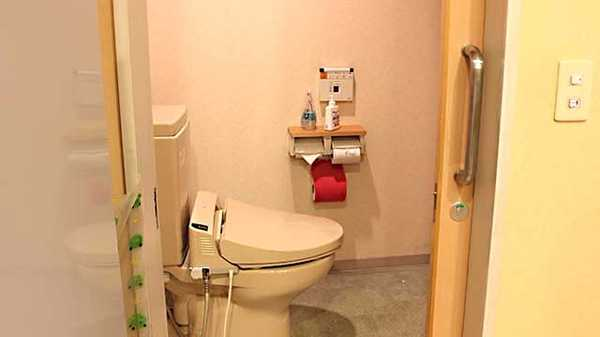 みかん薬局浦安店のトイレ内