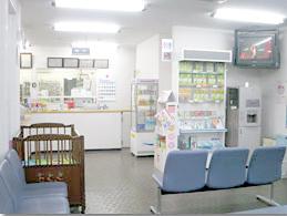 なの花薬局ふらの店の店内の様子