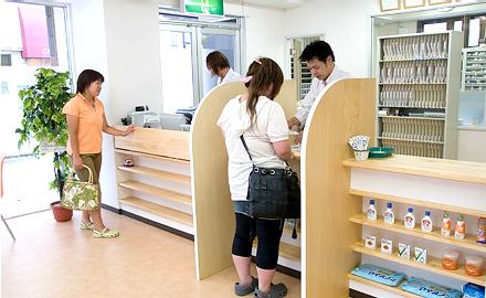 うさぎ薬局 湯川店の介護の相談も受け付けています