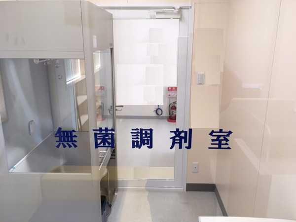 志都美薬局の調剤室